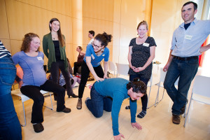 Creative Movement: Practical Prep for a Positive Birth